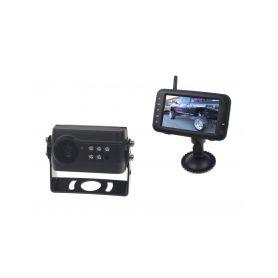"""CW3-DSET43 SET bezdrátový digitální kamerový systém s monitorem 4,3"""" Parkovací sady"""
