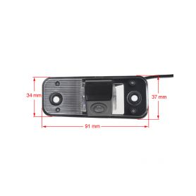 LED Patice T10  1-952017cb LED T10 bílá, 12V, 9LED/2835SMD 952017cb