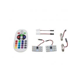 LED Patice T10  1-95c-t10-3d LED T10 bílá, 12V, 3D 2W 95C-T10-3D