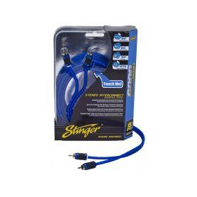 Stinger CINCH kabel 5,1 m 1-si6217