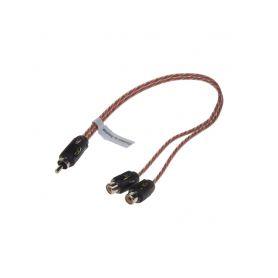Stinger CINCH Y kabel 1x samec, 2x samice 1-si42yf