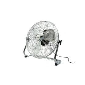 GEKO Podlahový ventilátor z nerezové oceli 45 cm GEKO 4-g80471