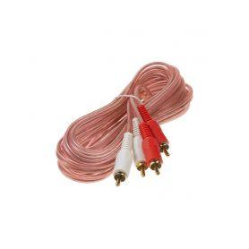 PC1-150 BASIC CINCH kabel 3m Cinchové kabely + konektory