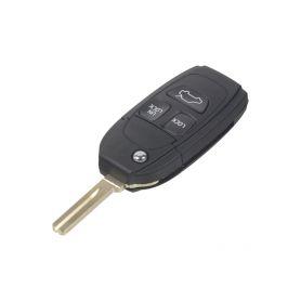 48VO111 Náhr. obal klíče pro Volvo, 3-tlačítkový OEM obaly klíčů
