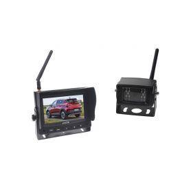 """SET bezdrátový digitální kamerový systém / 1 x 4pin s monitorem 5"""""""