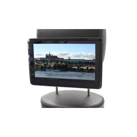 """DS-X11DBLACK DVD/SD/USB/HDMI monitor 10,1"""" s držákem na opěrku, dotyk. obrazovka, české menu Monitory na opěrky"""