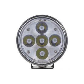 LED světlo kulaté, 5x10W, ø150mm, R7/R112