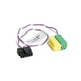 Connects2 240036 Propojovací kabel pro autorádia BLAUPUNKT (-10) Ovládání z volantu