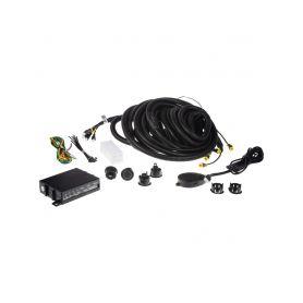 PS4FOBD Parkovací systém přední 4 senzorový - CanBus Bez displeje