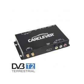 DVB-T04 DVB-T2/HEVC/H.265 digitální tuner s USB + 2x anténa TV Tunery DVB-T
