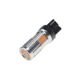 95252ORA LED T20 (7440) oranžová, 12-24V, 30LED/3030SMD Patice T20