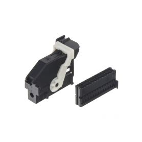 25011 Konektor VW RNS 510 26-pin ISO - FAKRA piny, plasty