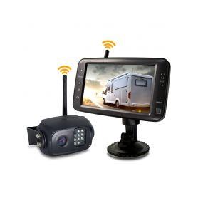 """CW3-DSET51 SET bezdrátový digitální kamerový systém s monitorem 5"""" Parkovací sady"""