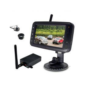 """CW3-DSET432 SET bezdrátový digitální kamerový systém s monitorem 4,3"""" / Transmitter + kamera Parkovací sady"""