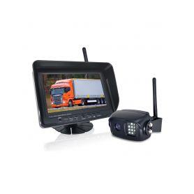 """CW3-DSET71 SET bezdrátový digitální kamerový systém s monitorem 7"""" Parkovací sady"""