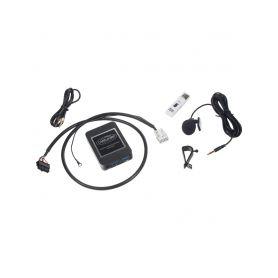 555VW009 Hudební přehrávač USB/AUX/Bluetooth VW (12pin) USB/BLUE hudební přehrávače