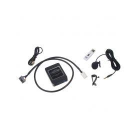 555TY002 Hudební přehrávač USB/AUX/Bluetooth Toyota (6+6) USB/BLUE hudební přehrávače