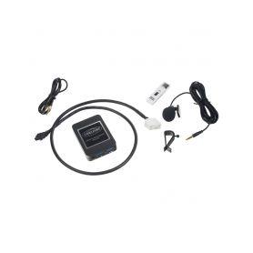 Hudební přehrávač USB/AUX/Bluetooth Honda