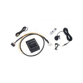 Hudební přehrávač USB/AUX/Bluetooth Nissan