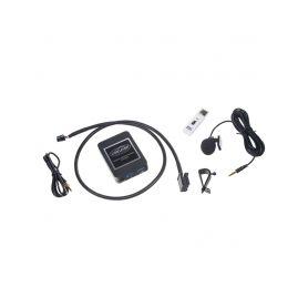 555PG011 Hudební přehrávač USB/AUX/Bluetooth Peugeot RD4 USB/BLUE hudební přehrávače