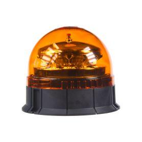 911-90FIX PROFI LED maják 12-24V 12x3W oranžový, ECE R65 LED pevná montáž