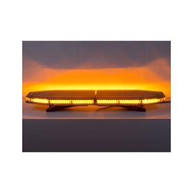 LED rampa 898mm, oranžová, 12-24V, 126 x 1W, ECE R65