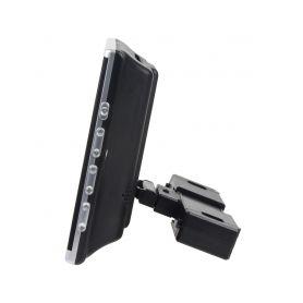 """DVD/SD/USB/HDMI monitor 10,1"""" s držákem na opěrku, dotyk. obrazovka, české menu 1-ds-x11dblack"""