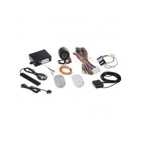 JA-CA2103SETP Sada GSM/GPS autoalarmu CA-2103, CA-550, JA-185P a PLV-JA85PG GSM a GPS alarmy