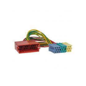 555AUDI Kabeláž pro připojení 555VW003 do vozů Audi USB/BLUE hudební přehrávače