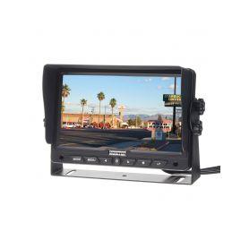 "IC-756HD HD monitor 7"" s 1x HDMI / 2x RCA vstupy Na palubní desku"