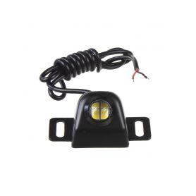 TRL19B LED světlo couvací černé, 12 - 24V Zadní + kombinovaná