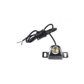 TRL19CH LED světlo couvací chrom, 12 - 24V Zadní + kombinovaná