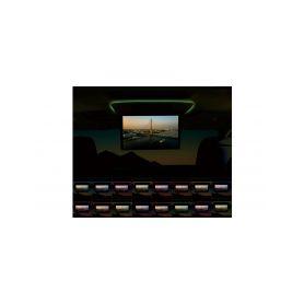 CarClever LED BA15s bílá, 12-24V, 16LED/3030SMD 1-951007
