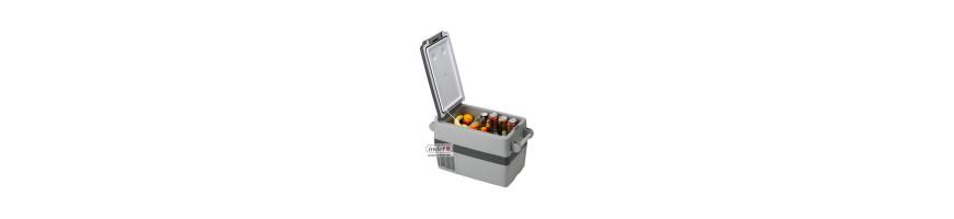 Výkonné kompresorové autochladničky do auta, chladí i mrazí.