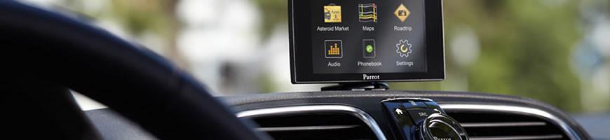 Handsfree do auta | bezdrátové handsfree, adaptery handsfree do auta, bezpečné volání v autě, hlasové vytáčení | AUTOPROFI CZ