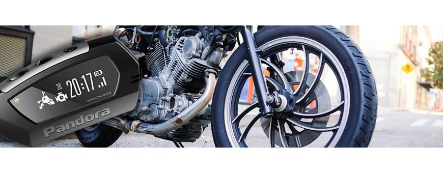 Alarm na motorku proti zlodějům | osvědčené systémy | AUTOPROFI CZ
