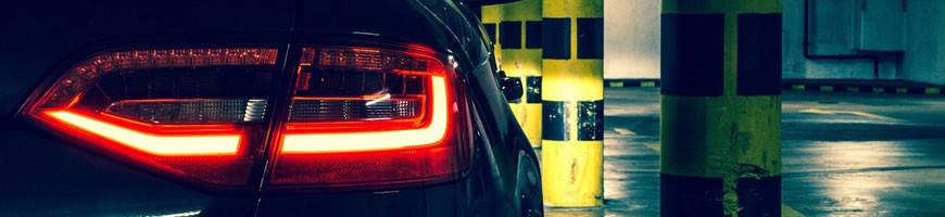 Parkovací asistenti pro automobily