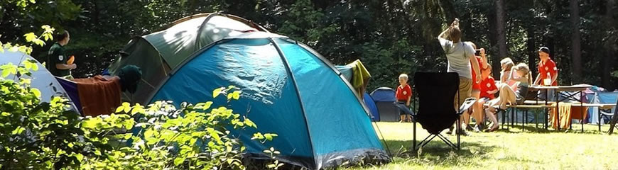 Camping, outdoor