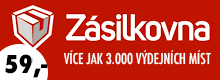 Zásilkovna s více jak 3000 výdejních míst