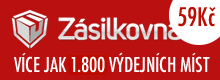 zasilkovna banner