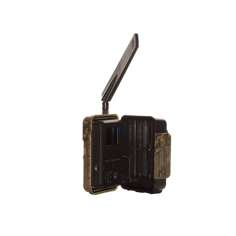 Mecatron FM střešní anténa se zesilovačem